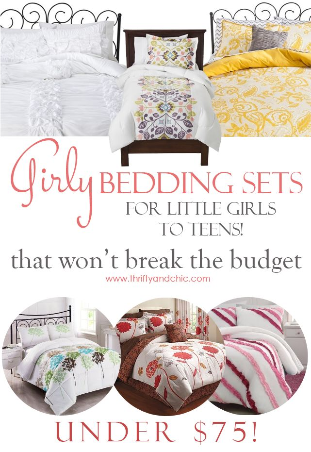 Teen girl discount bedding join