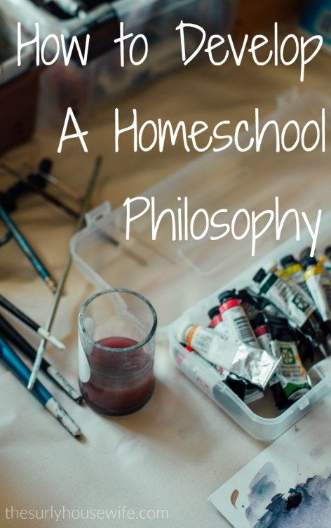 The focus, curriculum, and method of your homeschool all points back to your homeschool mission statement. But first, you need a homeschool philosophy! Check out this post on how to create a homeschool philosophy to help you make those difficult homeschool decisions!