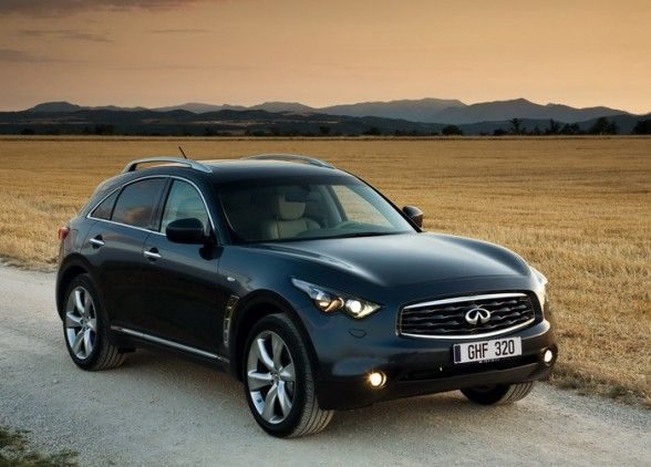 infiniti fx45 black - Google Search