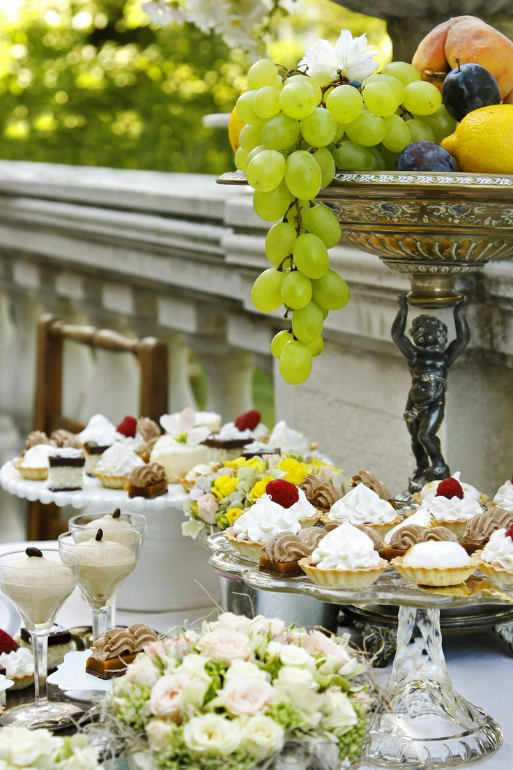 nekedcake cake for party, finger food, wedding, Budapest, fruit