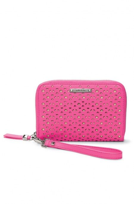The Chelsea Tech Wallet in pink | Stella & Dot http://www.stelladot.com/sites/amyharrell