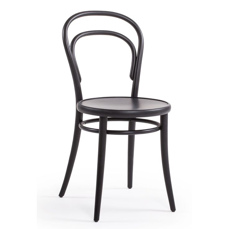 No 14 tuoli, musta ryhmässä Huonekalut / Tuolit / Tuolit @ ROOM21.fi (124365)