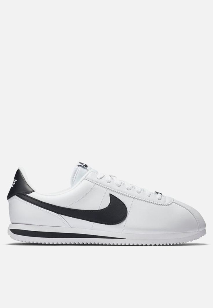 NOTE: this product is ineligible for any offers, promotions and discounts. Durable and comfortable, but not at the expense of style, the Classic Cortez sneaker is a beloved throwback. It features a leather midsole for lightweight cushioning along with a leather upper. Pair these kicks with fitted jeans and an oversized tee for a casual look.