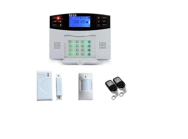 ¡Oferta! Alarma para casa. 99,90 euros #alarmas #alarmasparacasa #ofertas
