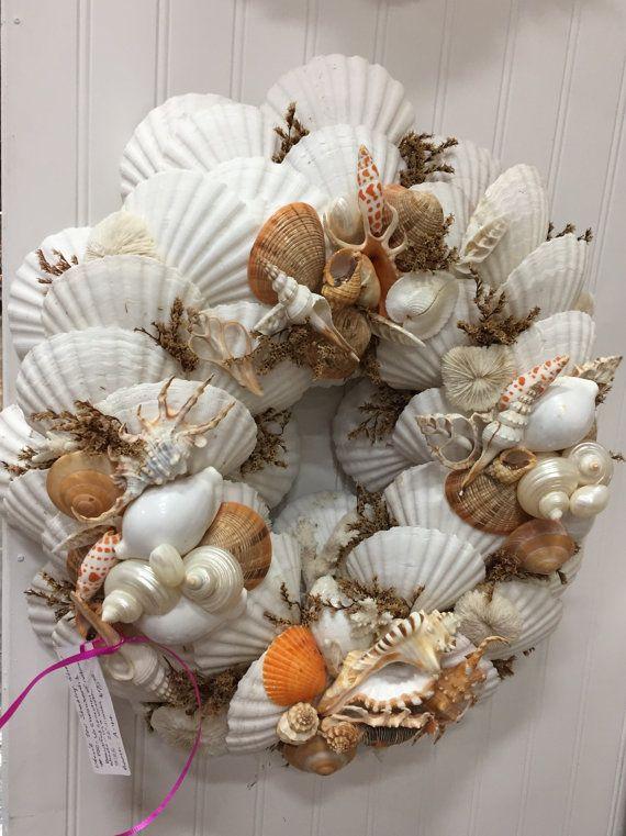 Les 151 meilleures images propos de coquillages sur for Coeur couronne et miroir