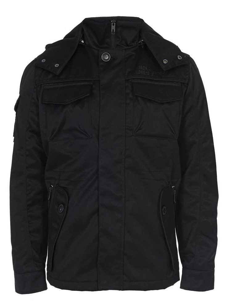 Jack & Jones - Robust Canvas Utility Jacket