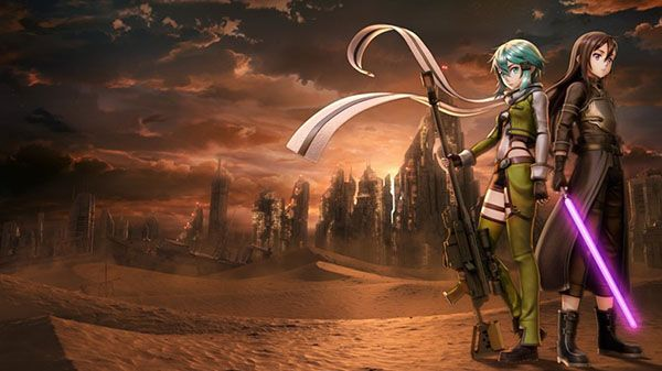 Kagi Nippon He ~ Anime Nippon-Jin: Nuevo juego de Sword Art Online basado en su segun...
