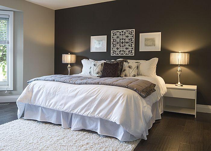 #BTSH Staged Master Bedroom #Staging