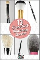 13 essential makeup brush set reviews.