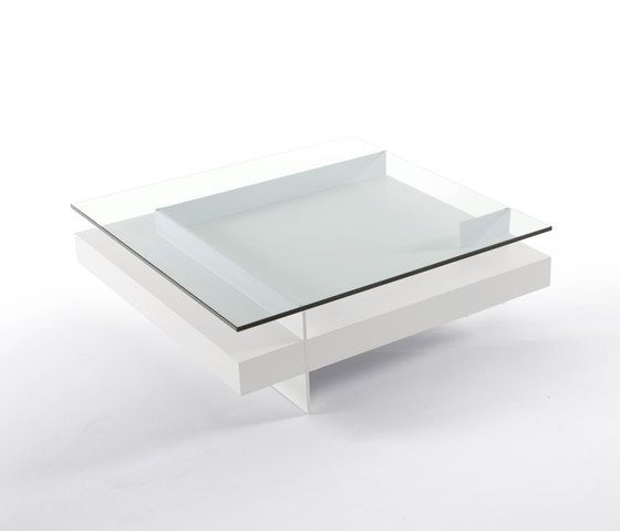 Ketel, Coffee Table In Glossy Lacquer By Kendo Mobiliario