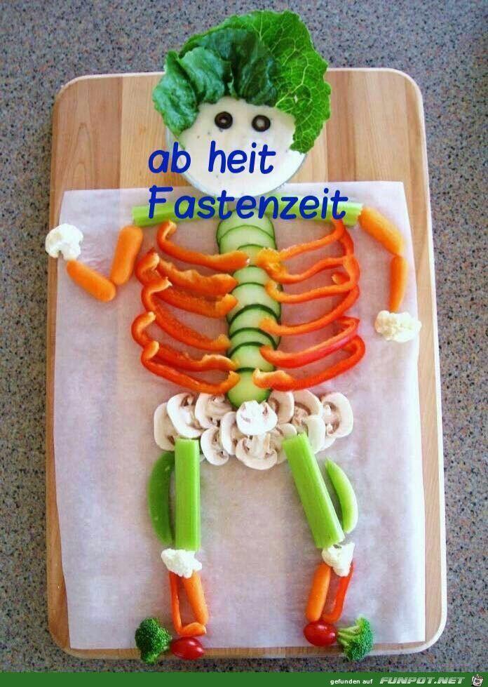 Fastenzeit Was Essen