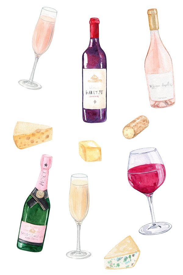 Free Clipart Of Wine And Cheese   Free Images at Clker.com - vector clip art  online, royalty free & public domain