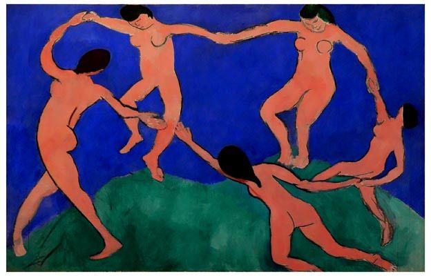 """A great poster of Henri Matisse's painting La Danse (""""Dance"""") - A definitive work of Modernism Fine Art! Ships fast. 11x17 inches. Need Poster Mounts..?"""