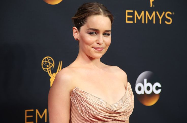 Emilia Clarke just shared a big 'Game of Thrones' hint