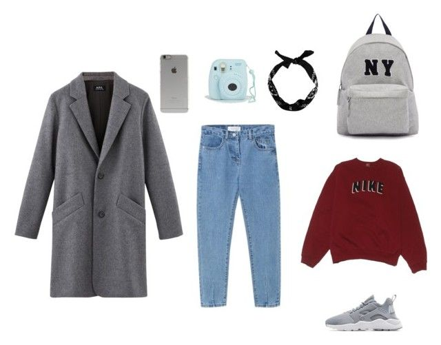 """""""casual look"""" by dasha-efimovich on Polyvore featuring мода, NIKE, Joshua's, Incase, women's clothing, women's fashion, women, female, woman и misses"""