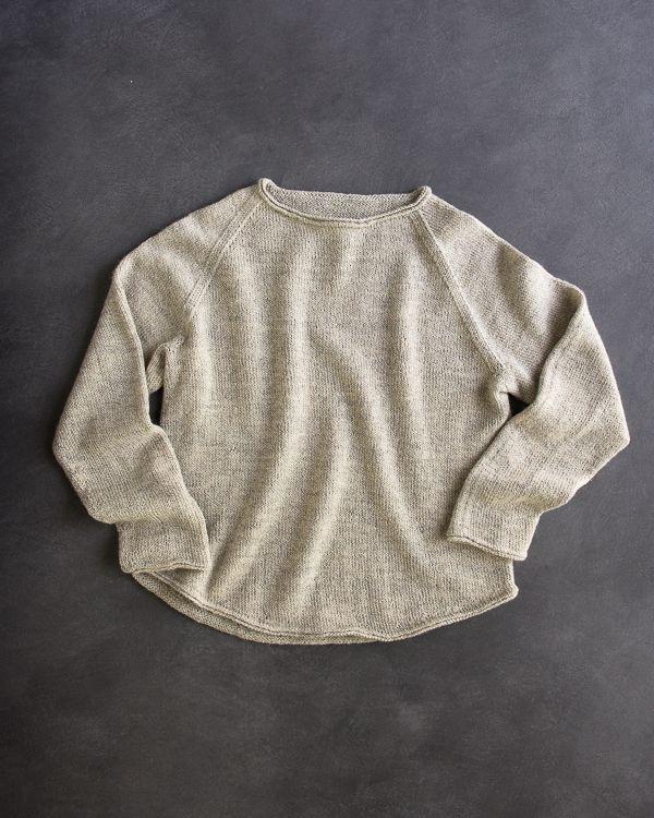 Lightweight Raglan Pullover