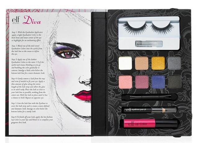 Make Up #Halloween 2014: cofanetti trucco #ELF essential  @elfcosmetics