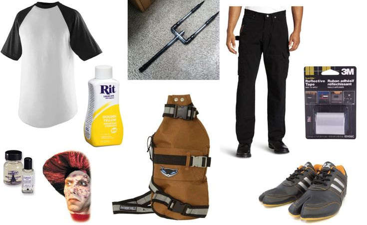 Cole MacGrath from inFAMOUS 2 Costume | CLOTHES ...