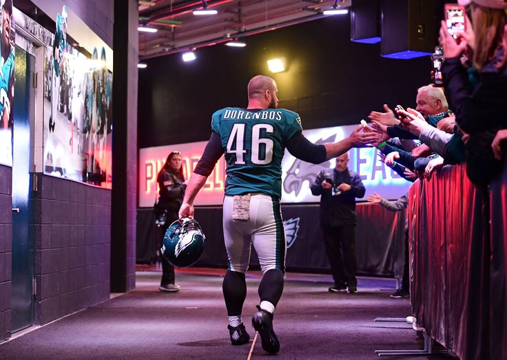 In a trade that has caught just about everyone by surprise, the Philadelphia Eagles have traded veteran LS Jon Dorenbos to New Orleans in exchange for a seventh round pick in the 2019 NFL Draft. On the cusp of entering his fifteenth season, Dorenbos arrived in Philadelphia back in 2006 and has become an inspirational …