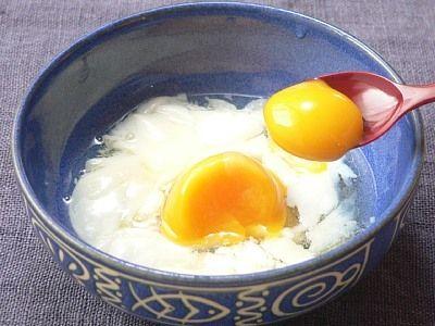冷凍卵から作る、極うま!温泉卵のレシピ