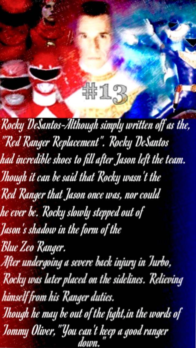 #13. ROCKY DESANTOS #SonGokuKakarot