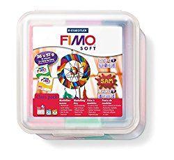 Le kit pate Fimo est une excellente idée cadeau pour Noël ou un anniversaire. Sélection des meilleurs kits en pâte Fimo : poney, bijou, attrape rêve, perle