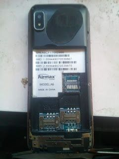 Airmax A6 Spd 6531E flash file stock rom all firmware without