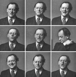 To start things off, here's Kurt Schwitters, the inspiration for this board.