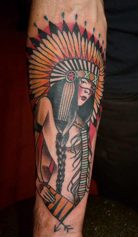 tribal indian | Tattoos and Piercings | Pinterest | Piercings and ...