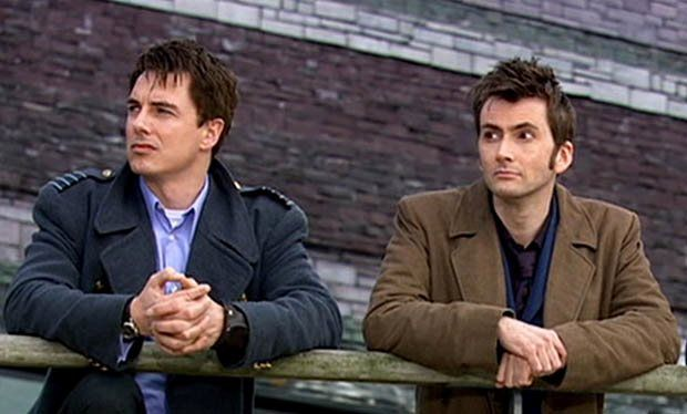 Torchwood and Doctor Who
