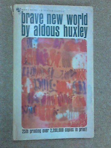 Brave New World by Aldous Huxley http://amzn.to/2mrjZYk