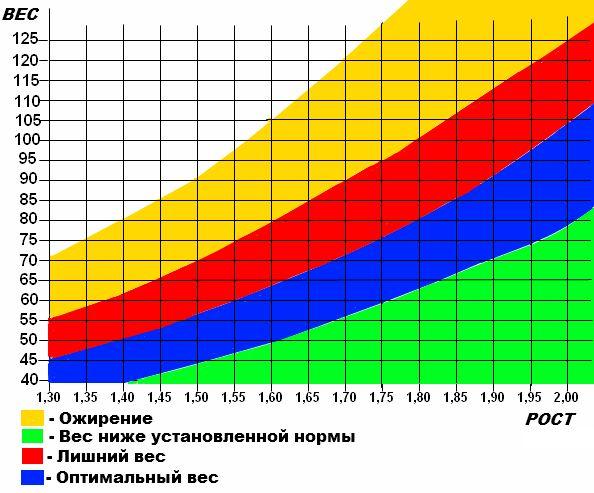 Скорость Оптимального Похудения. На сколько кг можно похудеть за месяц