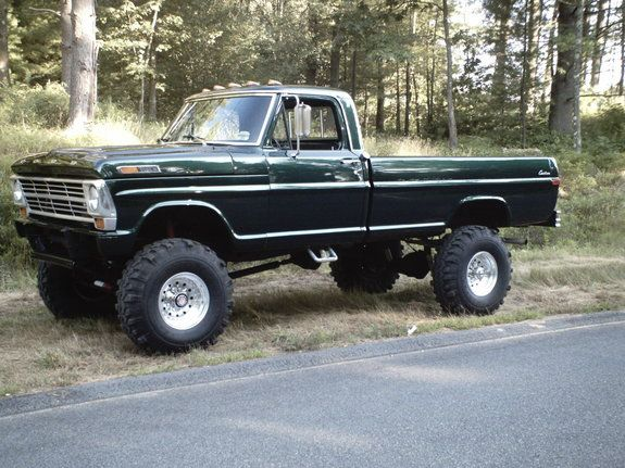 132 best images about ford f100 1969 on Pinterest  Ford 4x4