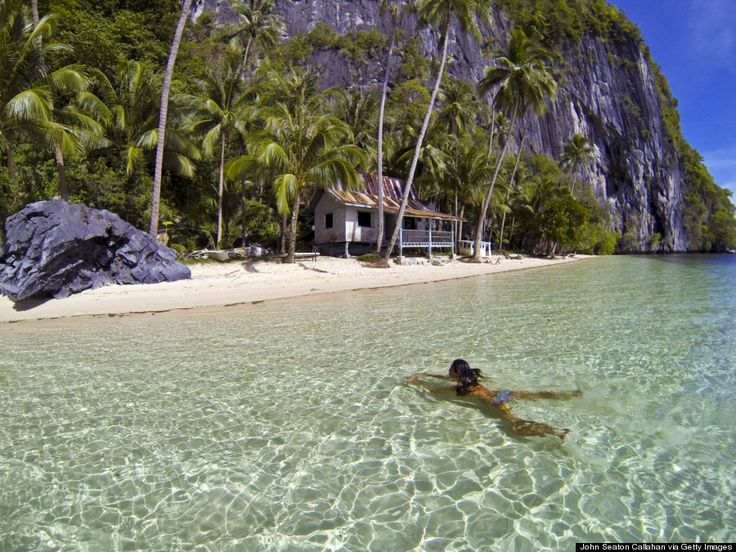 Best places in the world to swim.