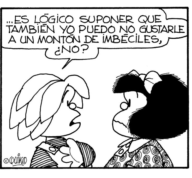 Migue y Mafalda