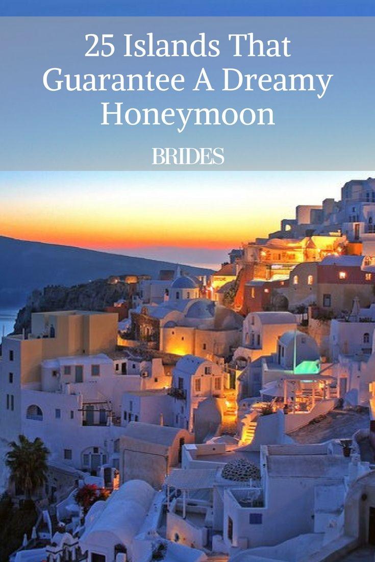 25 Islands That Guarantee A Totally Dreamy Honeymoon