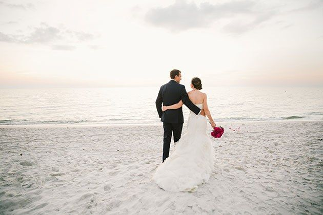Beach Wedding Inspiration: 4 Dresses That Are Perfect for Beach Brides | Brides.com
