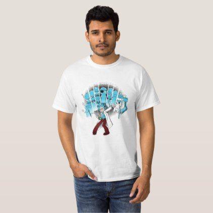#customize - #Rick Vs. the Multiverse T-Shirt