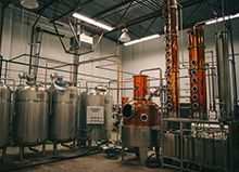Urban Distilleries - Kelowna's Awards winning Craft Artisan Distillery