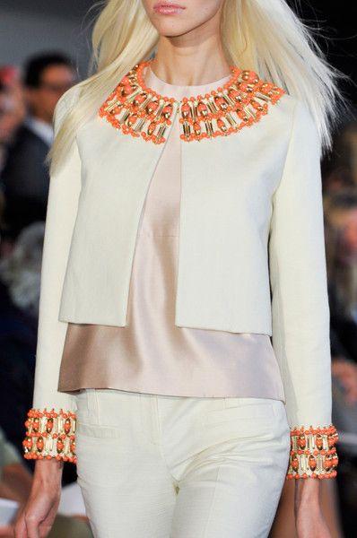Tory Burch at New York Fashion Week Spring 2014 - StyleBistro