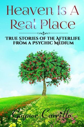 Heaven Is A Real Place: True Stories of the Afterlife From a Psychic Medium by Gaynor Carrillo http://www.amazon.co.uk/dp/1523286768/ref=cm_sw_r_pi_dp_zoHOwb1R5N9QZ