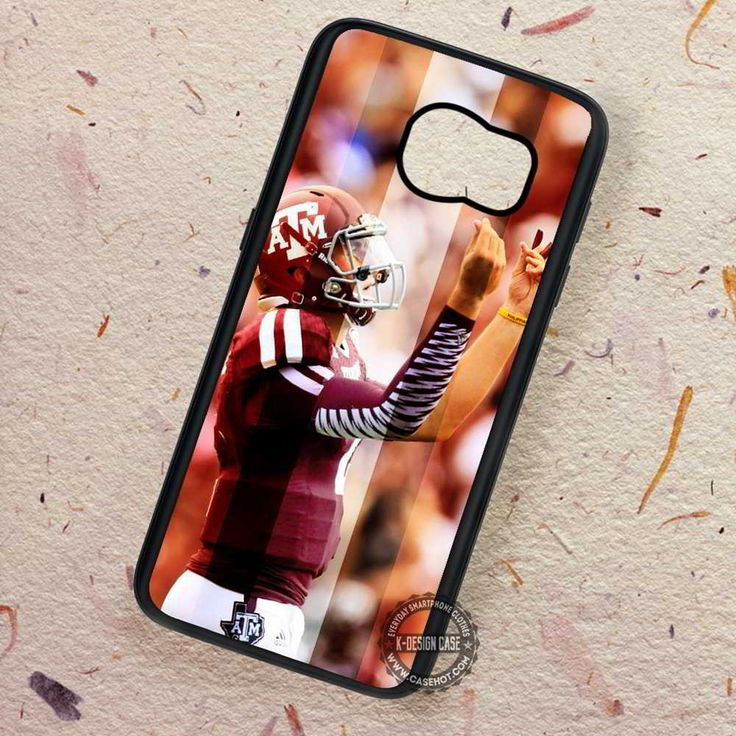 Johnny Manziel Cleveland Browns - Samsung Galaxy S7 S6 S5 Note 7 Cases & Covers