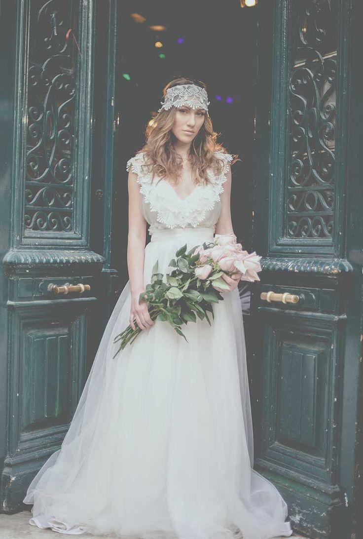 #tulle #boho #dress #roses #door #mywedding #bohobride @teticharitou @myholydayscom