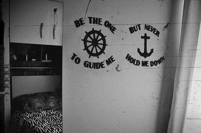 Be the one to guide me but never hold me down. | Flickr - Photo Sharing!: Guide, Tattoo Ideas, Anchors, Quotes, Tattoos, Hold Me, The One