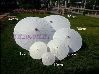 Decorative paper umbrellas (from Zhejiang province). Great for an oriental theme. Available in six sizes, from 10cm to 50cm in diameter. Use 'as is' or decorate. RMB 5-25 each. I sourced these umbrellas to create this scene: http://www.pinterest.com/pin/107312403596352310/ (which is yet to come to fruition).    http://item.taobao.com/item.htm?spm=a1z09.2.9.94.vn8t0y&id=21460660438&_u=8qbpdrcdfd1