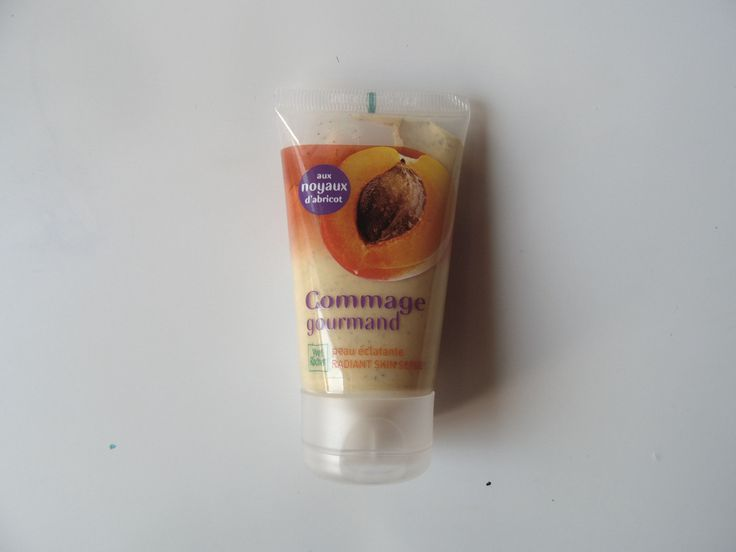 Gommage gourmand abricot Yves Rocher