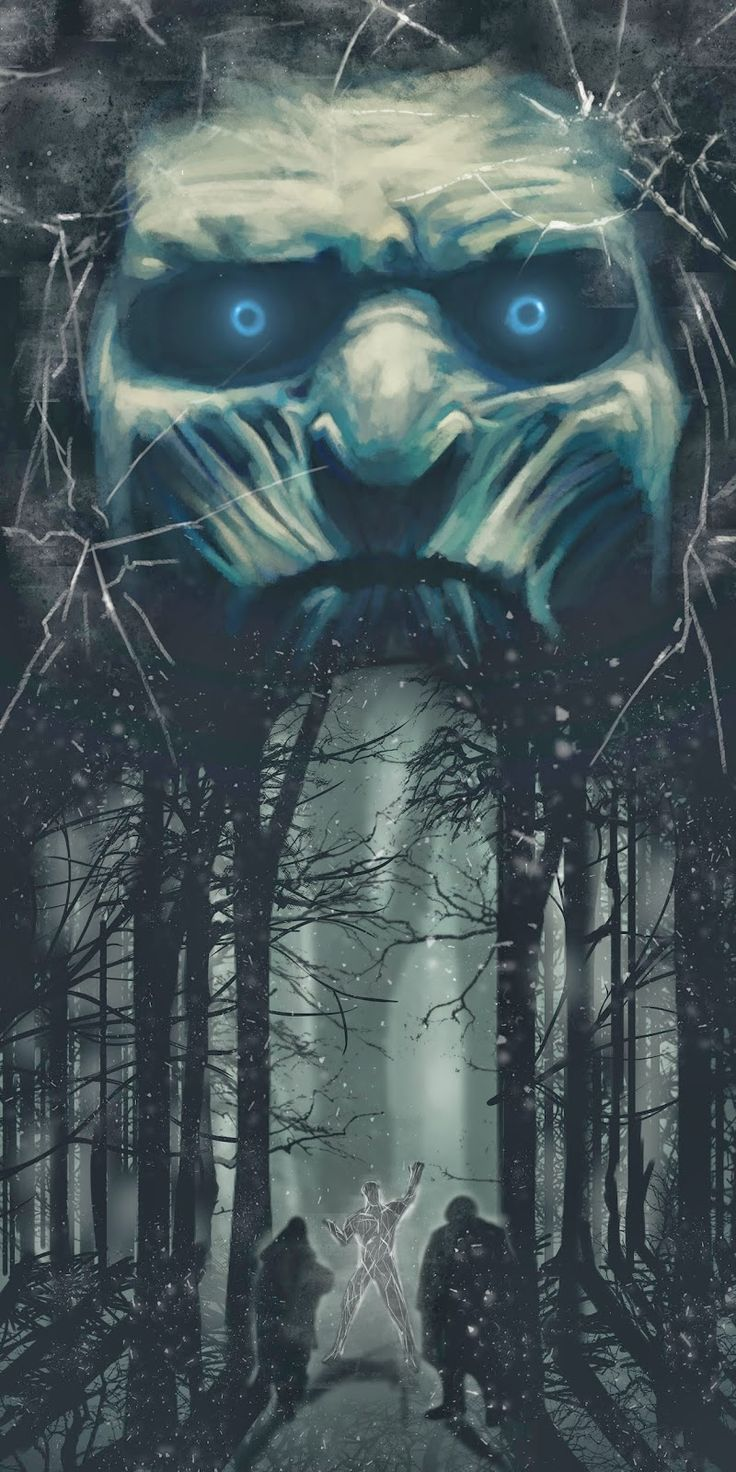 White Walkers - Game of Thrones - Juan Hugo Martinez #got #agot #asoiaf