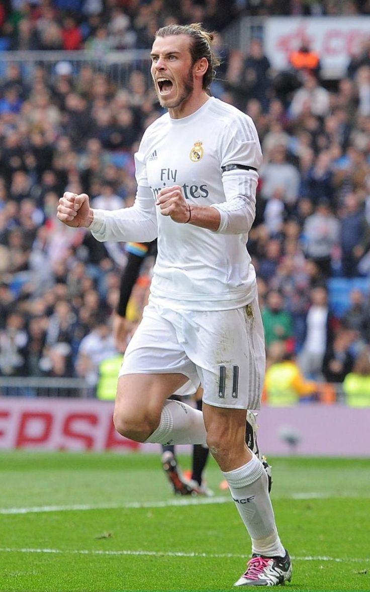 La liga de f tbol profesional laliga is a private non profit sports - Gareth Bale Of Real Madrid Celebrates After Scoring His Team S 2nd Goal During The La Liga