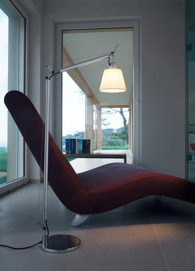 Tolomeo Basculante Lettura (Abażur pergaminowy) - Artemide | Designerskie Lampy & Oświetlenie LED