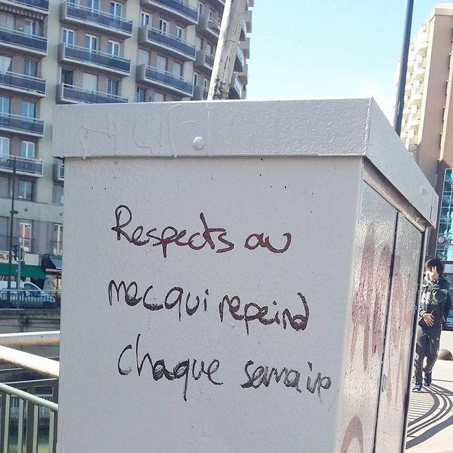 Graffitivre